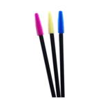 Disposable Silicon Mascara Brushes 50st