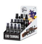 BT - Tanning Display Spray tan LEEG