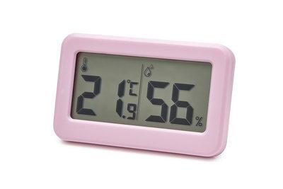 Hygrometer White / pink