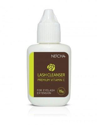 NECHA lash Cleanser met Vitamine C