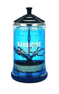 Barbicide desinfectieflacon, dompelaar, 750 ml. UITVERKOCHT