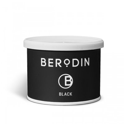 Berodin BLACK Tin Wax