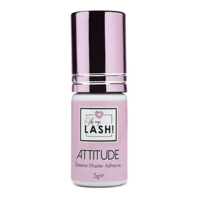 Oh My Lash! Attitude Upgrade Version 1 sec (5 gram)