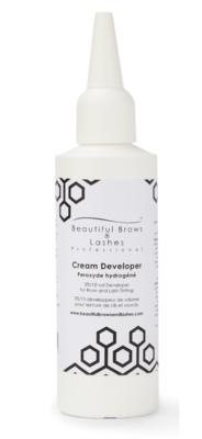 Beautiful Brows & Lashes Cream Developer 3%