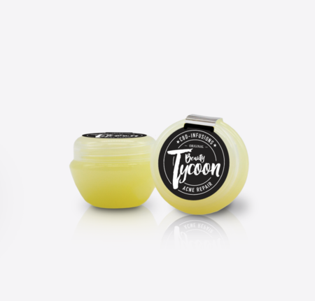 BEAUTY TYCOON: CBD ACNE POT 10 ML