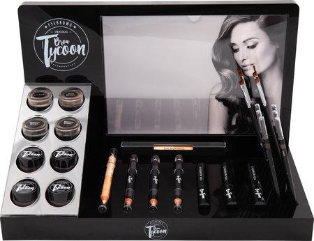 BrowTycoon® Make-up Presentatie- & Verkoopdisplay