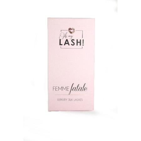 Femme Fatale -Silk Lashes CC-Curl