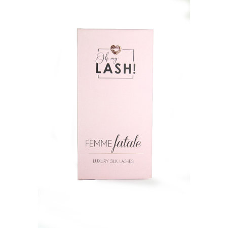 Femme Fatale -Silk Lashes D-Curl 0.07