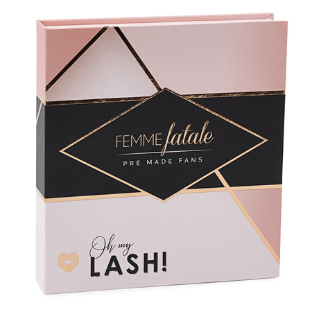 Oh-My- Lash: Pre-Made Volume Lashes 4D