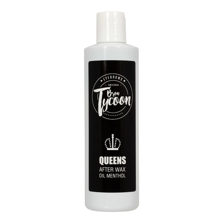 BrowTycoon® Queen Afterwax Oil Menthol