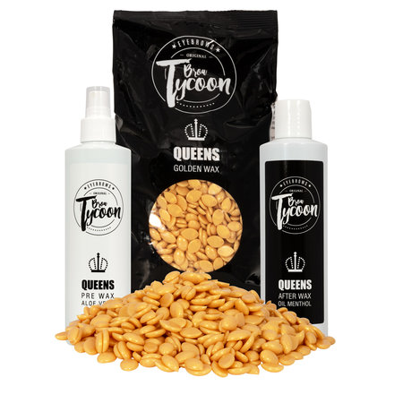 Browtycoon® Queens Wax pakket