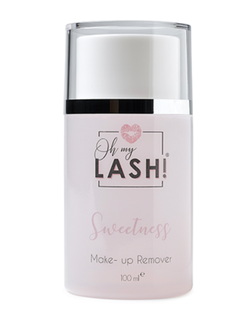 Oh My Lash! Make Up Remover