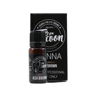 NEW! BrowTycoon® Henna ASH BROWN