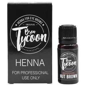Browtycoon Henna NUT-BROWN