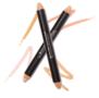 HIGHLIGHTER ZWART PENCIL BLUSH/CHAMPAGNE SHIMMER